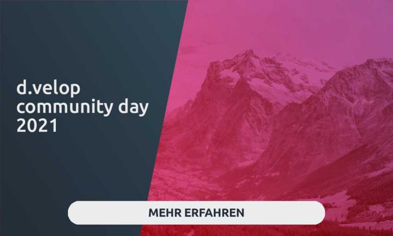 d.velop community day 2021
