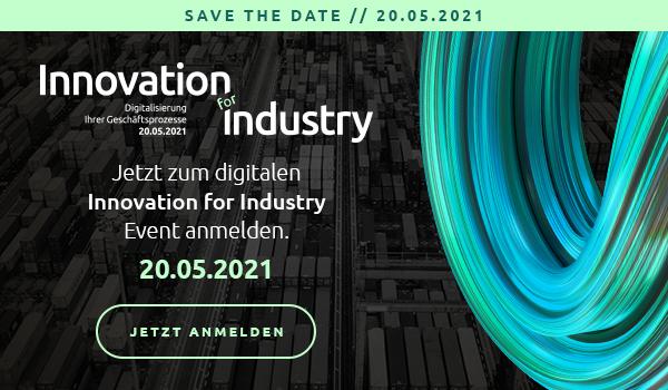 Digitalisierung in der Industrie!