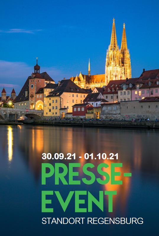 Schneider Electric Presseevent 2021